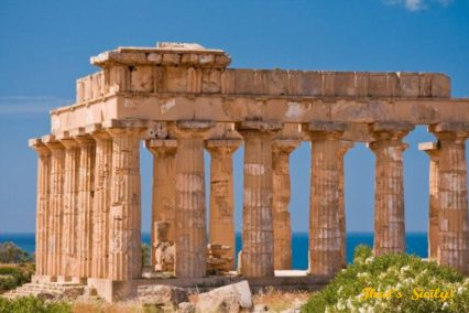 That's Sicily Man-made Wonders, archeological sites