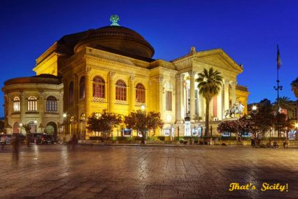 That's Sicily, Arts and Entertainment