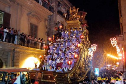 That's  Sicily, Devotion and Celebration