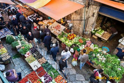 That's Sicily, streetfood, markets and aperitivo