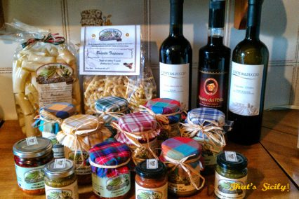 That's Sicily shopping gastronomic delights
