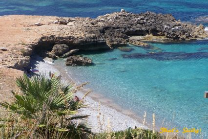That's Sicily, the coast, best beaches