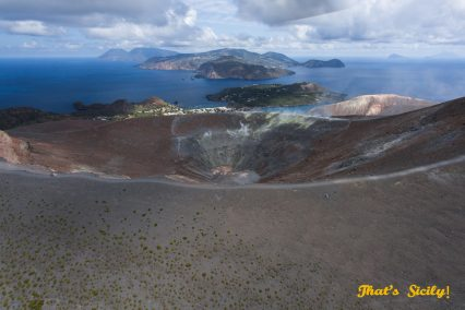 Vulcano, Aeolian Islands, Photo: Ami Elsius